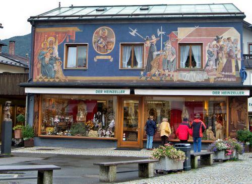 Maisons peintes en Allemagne Artfichier_263507_1288447_201210085423545