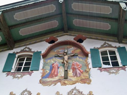 Maisons peintes en Allemagne Artfichier_263507_1288450_201210085506607