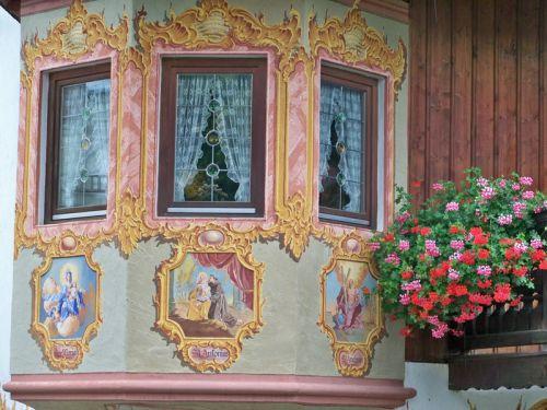 Maisons peintes en Allemagne Artfichier_263507_1288455_201210085609117
