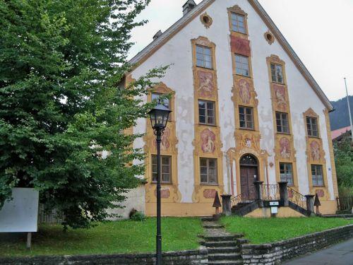 Maisons peintes en Allemagne Artfichier_263507_1288456_201210085630672