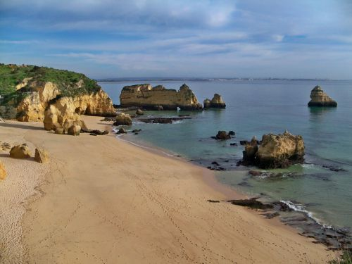 Ponta da Piedade (Portugal) Artfichier_263507_1680991_20130119390541