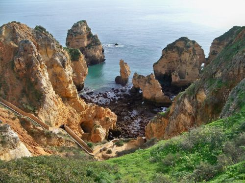 Ponta da Piedade (Portugal) Artfichier_263507_1680995_201301194000120