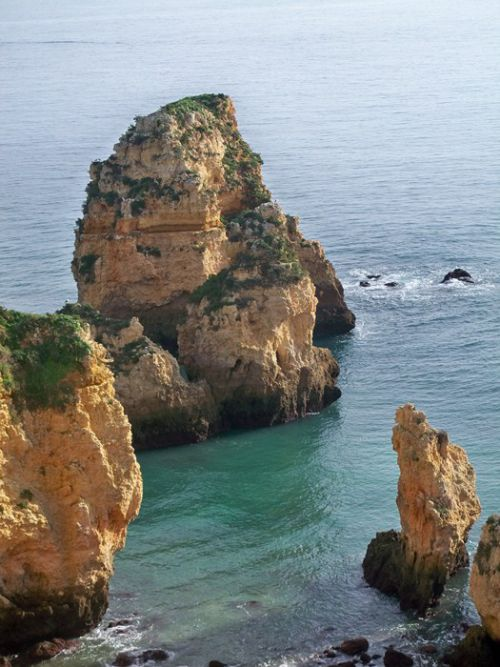 Ponta da Piedade (Portugal) Artfichier_263507_1680999_201301194039675