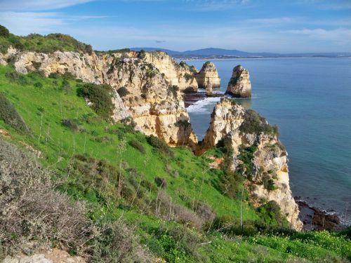 Ponta da Piedade (Portugal) Artfichier_263507_1681002_201301194154758