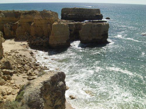 Ponta da Piedade (Portugal) Artfichier_263507_1681005_201301194341391