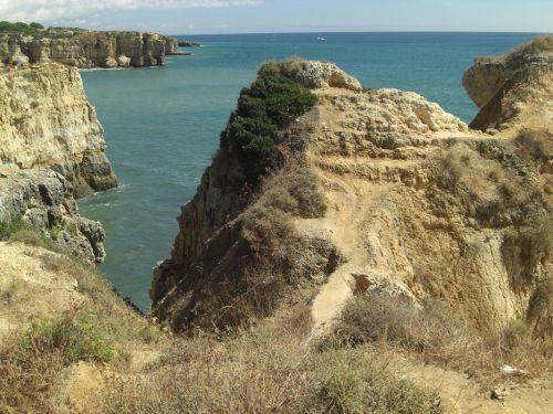 Ponta da Piedade (Portugal) Artfichier_263507_1681006_201301194427416