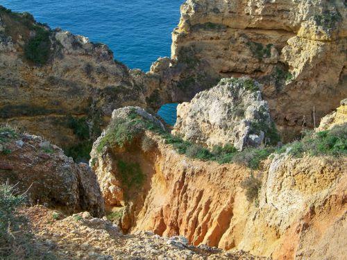 Ponta da Piedade (Portugal) Artfichier_263507_1681011_201301194624790