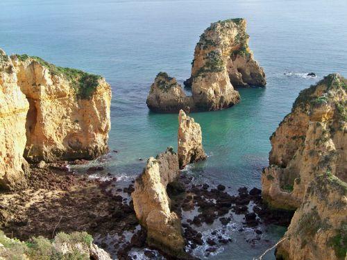 Ponta da Piedade (Portugal) Artfichier_263507_1681016_201301194755664