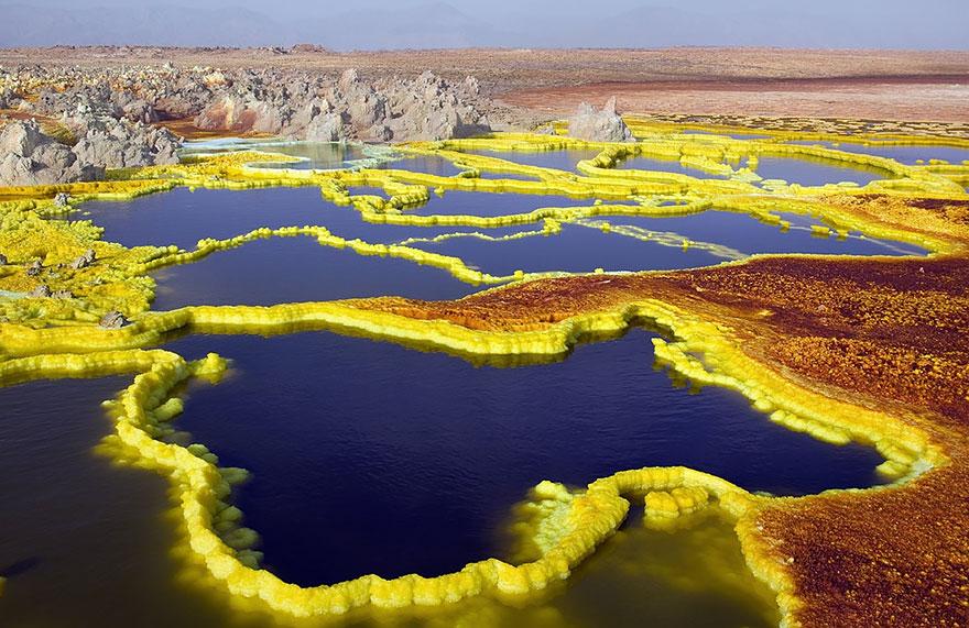 30 lieux incroyables semblant provenir d'une autre planète Alien-places-look-like-other-worlds-15-2