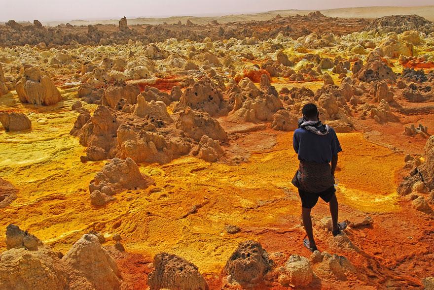 30 lieux incroyables semblant provenir d'une autre planète Alien-places-look-like-other-worlds-15-3