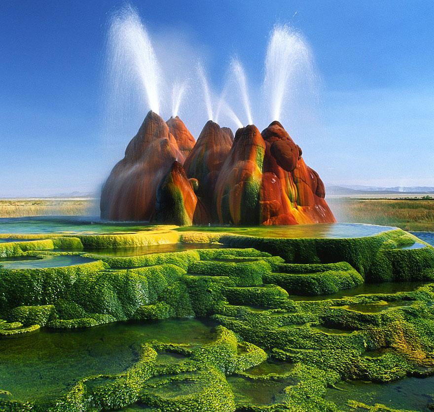 30 lieux incroyables semblant provenir d'une autre planète Alien-places-look-like-other-worlds-18__880