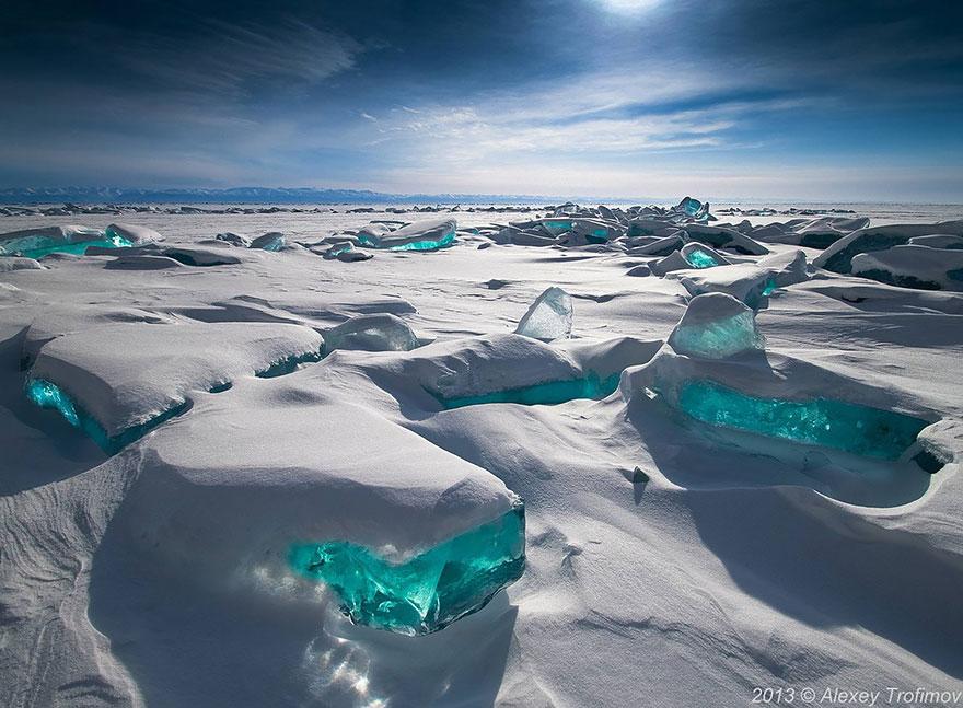 30 lieux incroyables semblant provenir d'une autre planète Alien-places-look-like-other-worlds-27__880