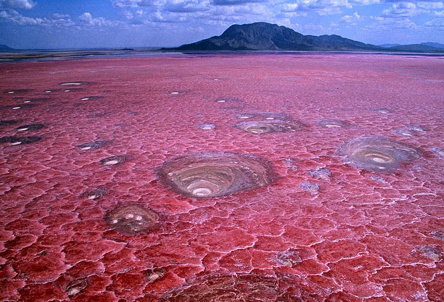 30 lieux incroyables semblant provenir d'une autre planète Alien-places-look-like-other-worlds-36__880