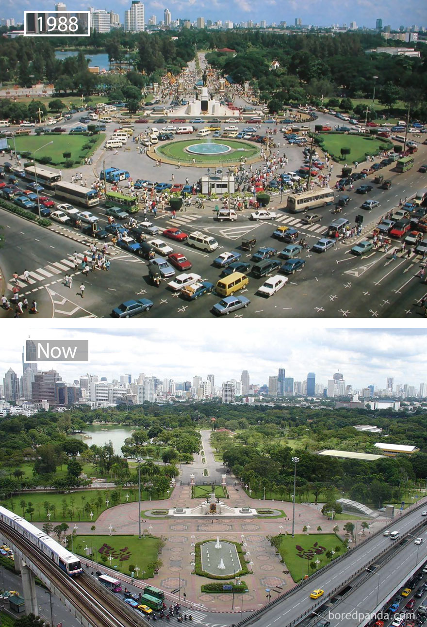 بنكوك، تايلاند...قبل وبعد How-famous-city-changed-timelapse-evolution-before-after-3-57736d2323eae__880