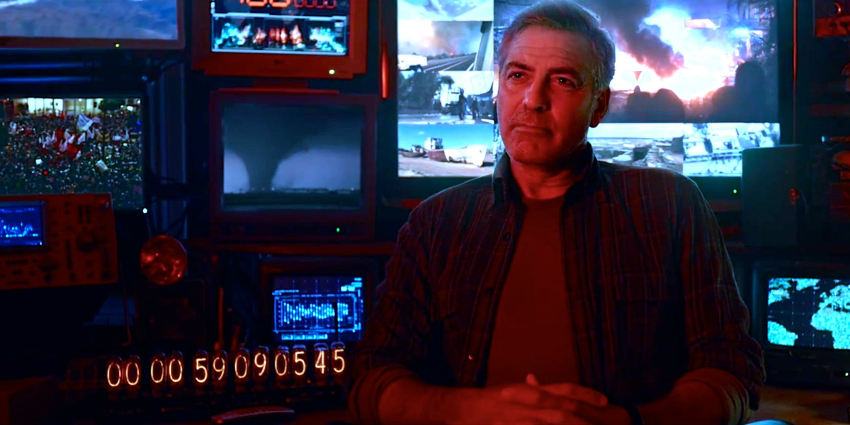 George Clooney Tomorrowland visit ComicCon New York in October Image
