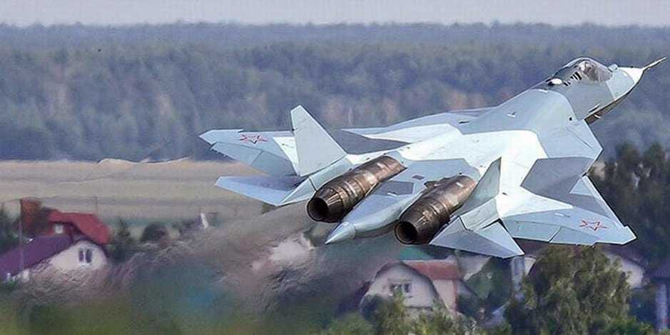 المقاتلة الروسية  T-50 الروبوت الطائر : مقاتلة الجيل الخامس  Image