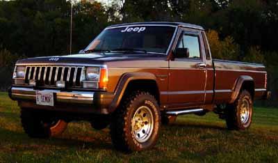 La gamme Jeep : le Comanche 1986_jeep_comanche-pic-47798