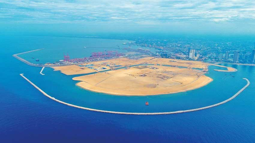 Could Port City-related FDI bailout Sri Lanka? Image_c214523aac