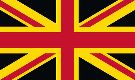 The Elephant in the Room Alternative-designs-proposed-for-the-union-jack-flag-without-Scotland-_dezeen_7