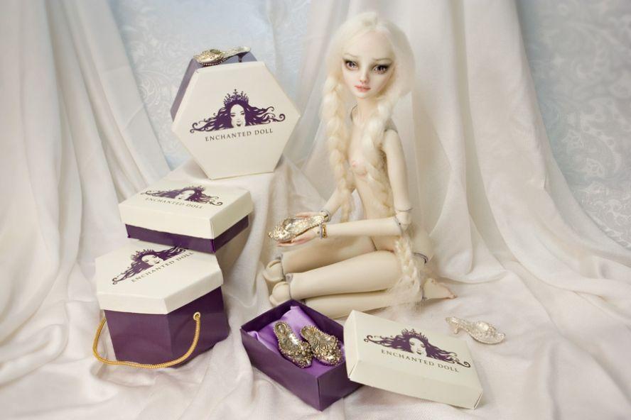 Фарфоровые куклы Марины Бычковой 72762439