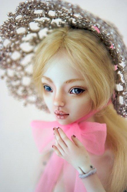 Фарфоровые куклы Марины Бычковой 72762536
