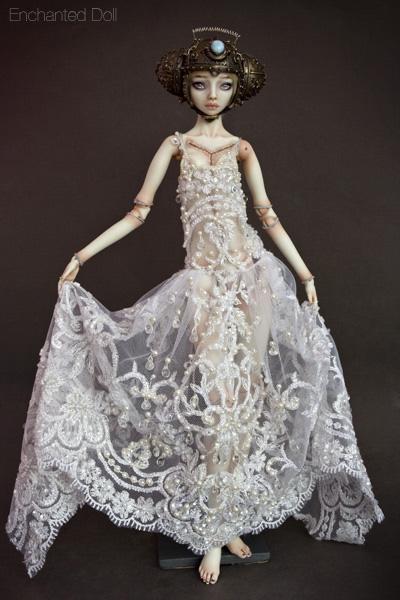 Фарфоровые куклы Марины Бычковой 72762723