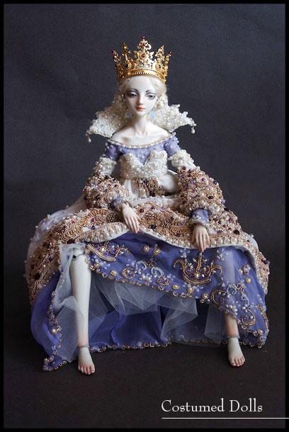 Фарфоровые куклы Марины Бычковой 72762831