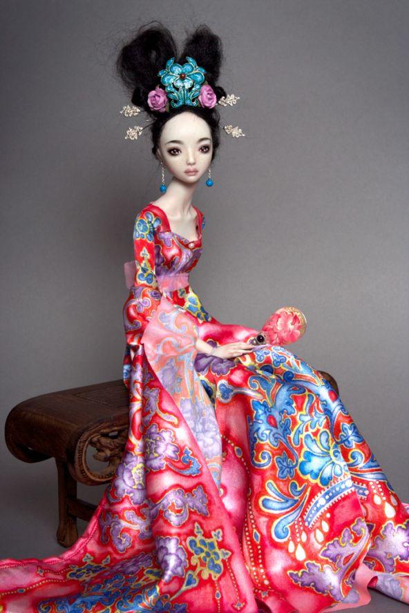 Фарфоровые куклы Марины Бычковой 72762852