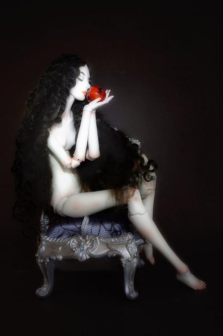 Фарфоровые куклы Марины Бычковой 72762944
