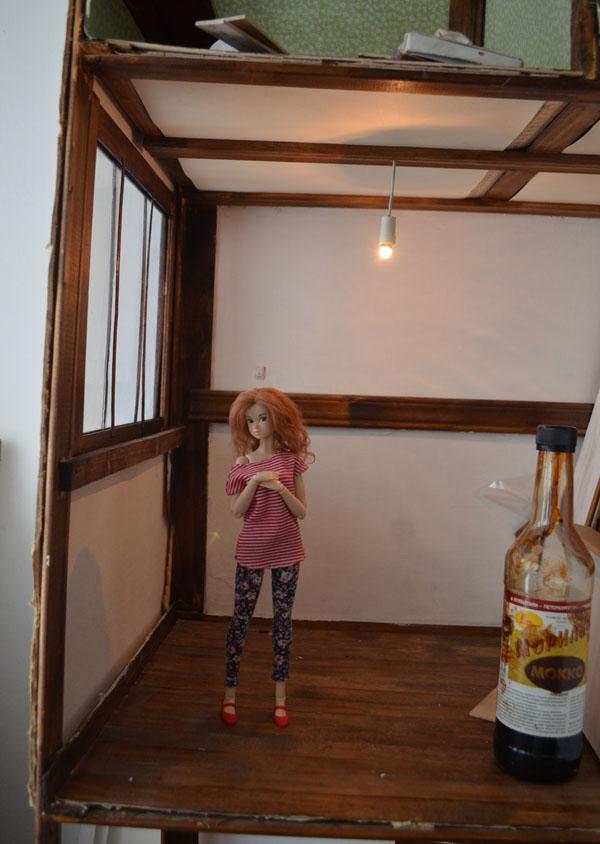 Vienas mājiņas veidošana / Построение одного домика - Semli 82640950