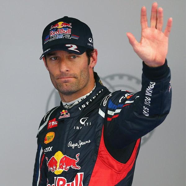 Famous Hand Cast: Mark Webber (F1 driver) 1838268
