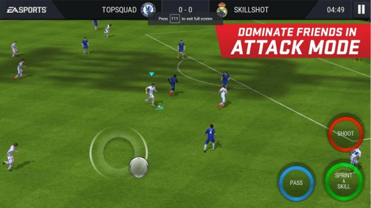 FIFA Mobile 498595-fifa