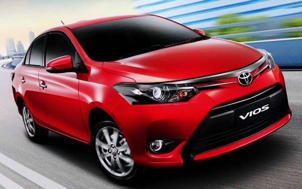 Toyota Vios 2017 có điều gì đặc biệt mà giá không đổi? D273911