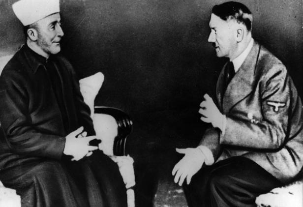 Islamophobie dans le monde - Page 6 Grand-Mufti-Hitler