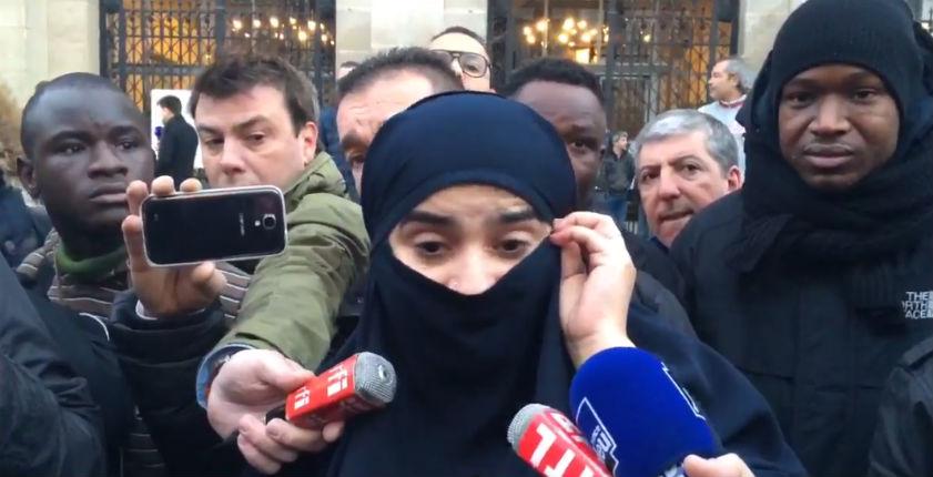 Les entreprises françaises s'adaptent au ramadan - Page 4 Femmes-en-niqab
