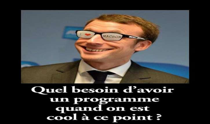 Qui est Emmanuel Macron ? - Page 7 Macron-uber-cool