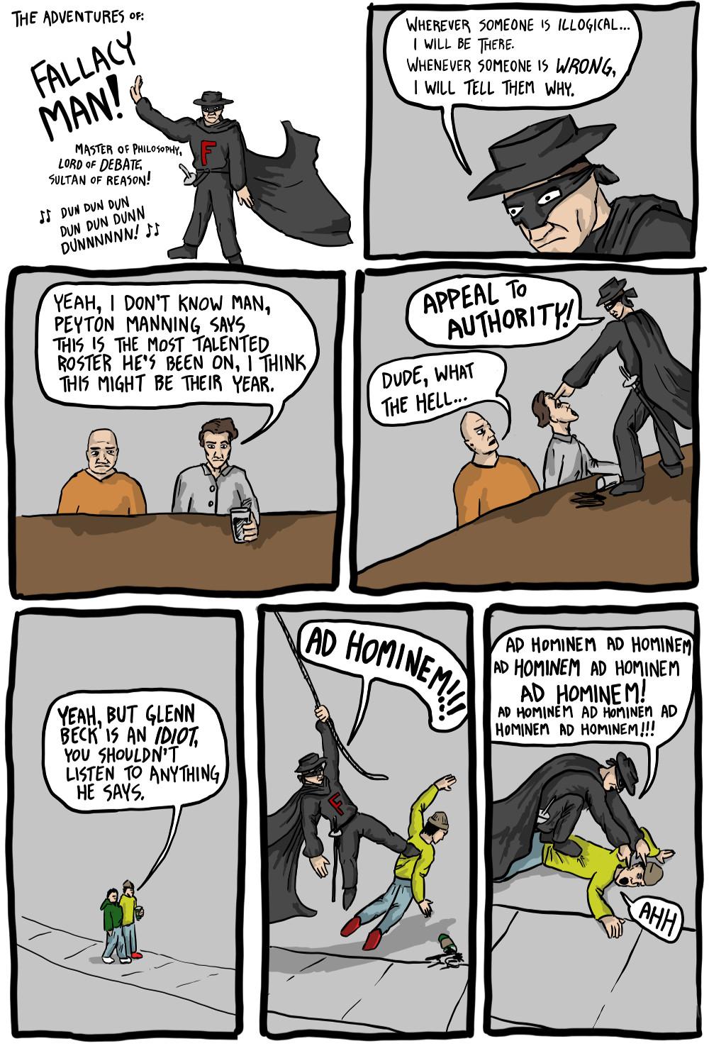 Strisce (nel senso di fumetti) FallacyMan1