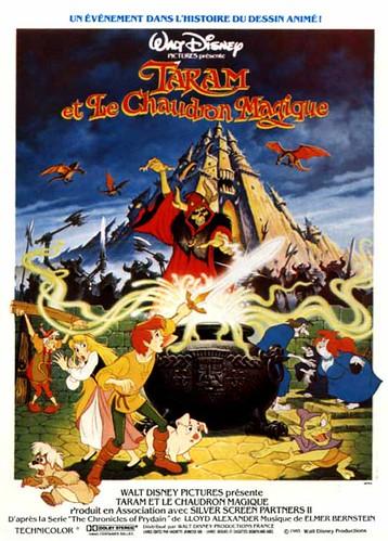 Affiches et documents publicitaires des Grands classiques de Walt Disney - Page 3 296715691_75549ec4ba
