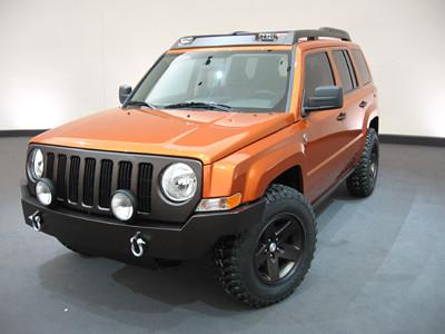 Тюнинг Jeep Liberty 283951584_6bda13aa07