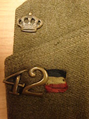 Les coiffures de l'armée belge WW2 289440096_35d397e1e5_m