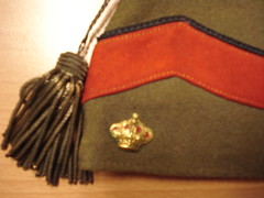 Les coiffures de l'armée belge WW2 282243050_c1df4f8ad8_m