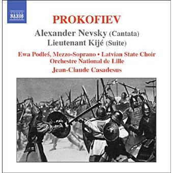 Alexandre Nevski-Prokofiev 0747313272525