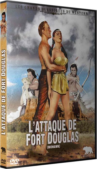 L'Attaque de Fort Douglas - Mohawk - 1956 - Kurt Neumann 3760137630538