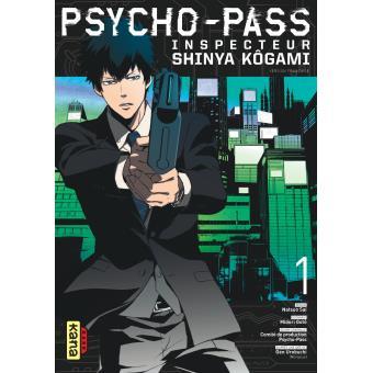 violence - [ANIME/FILM/MANGA] Psycho-Pass 1540-1