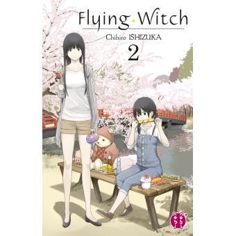 [MANGA / ANIME] Flying Witch 1540-1