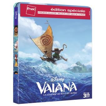 [BD 3D + BD + DVD + STEELBOOK] Vaiana, la Légende du Bout du Monde (2017) - Page 2 1540-1