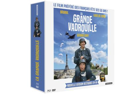 La Grande Vadrouille Edition Prestige 4K 22/11/16 1507-1