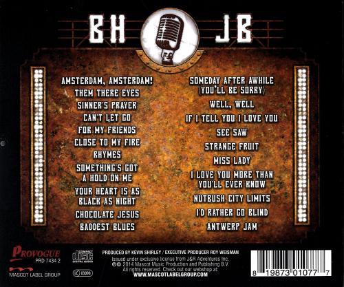 Beth Hart & Joe Bonamassa - Live In Amsterdam 1510-1
