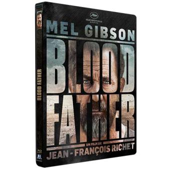 Blood Father : Edition Steelbook 1540-1