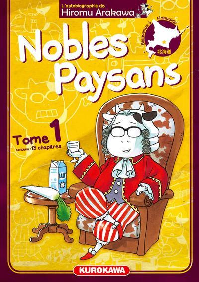[MANGA] Nobles Paysans ~ 1507-1
